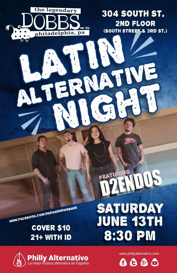 Latin alternative night (jun 13 2015) main