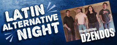 Latin alternative night (jun 13 2015) slide
